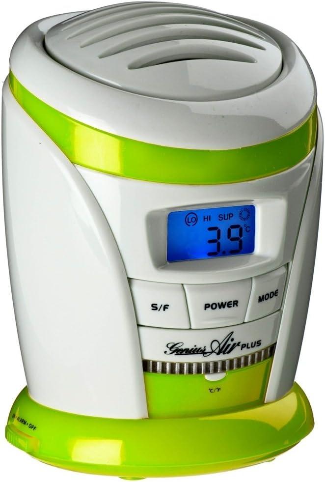 Genius – Air Plus Frigorífico purificador de aire verde 16153 ...