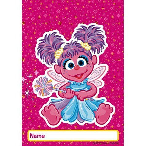 Abby Cadabby Loot Bag, 8ct