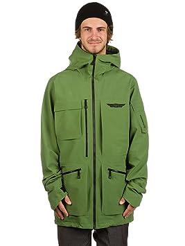 Hombre Snowboard Chaqueta Norrona tamok Gore-Tex Chaqueta, color iguana, tamaño extra-large: Amazon.es: Deportes y aire libre
