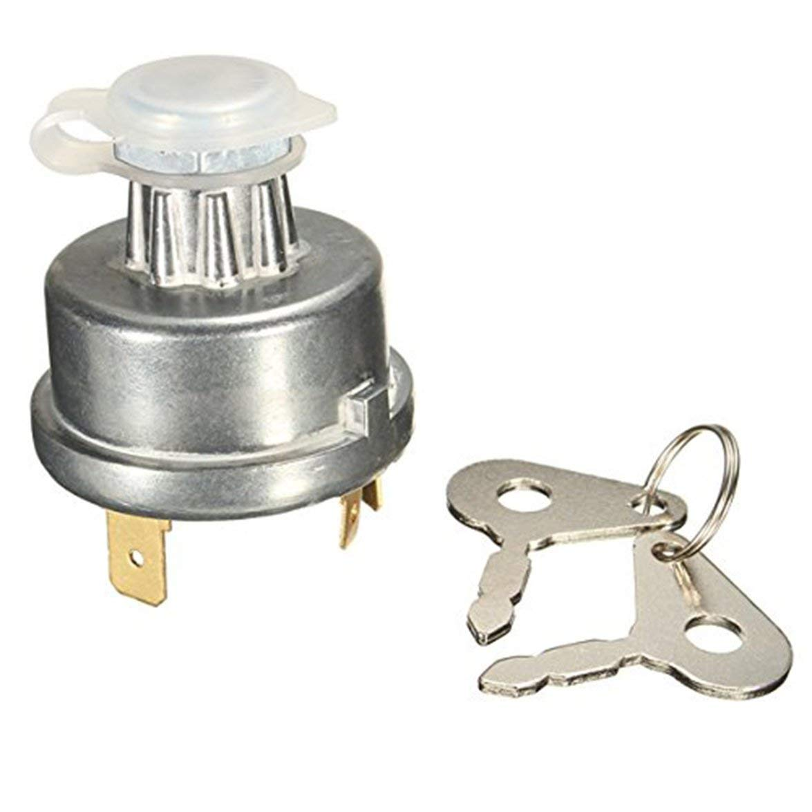 Kongqiabona Tractor Ignition Switch Ignition Lock Starter 12239 for Massey Ferguson for David Brown for Case for John Deere