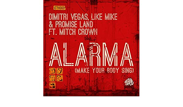 Alarma (Miami 305 Mix) by Like Mike & Promise Land Dimitri ...