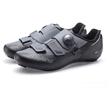 565084189a Outdoor Men Cycling Shoes Road Shoes Self-Locking Bicycle Bike  Wear-Resistant Sapatos de