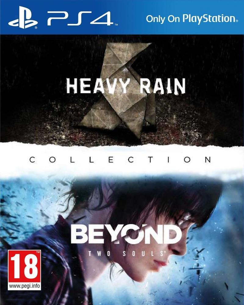 Heavy Rain - PS4 & PS5 | Cage, David