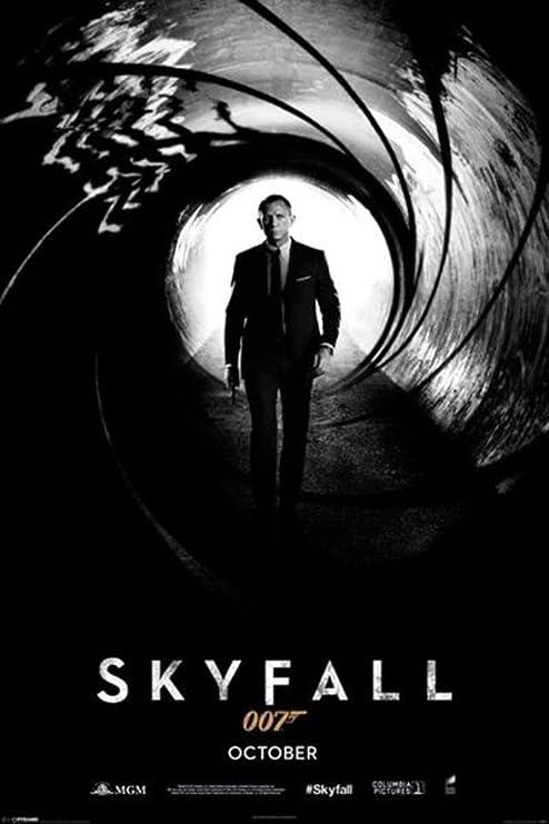 Image result for skyfall poster