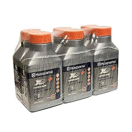 Husqvarna XP 2 Stroke Oil 2 6 oz  Bottle 6-Pack