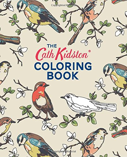 Cath Kidston Coloring Book product image