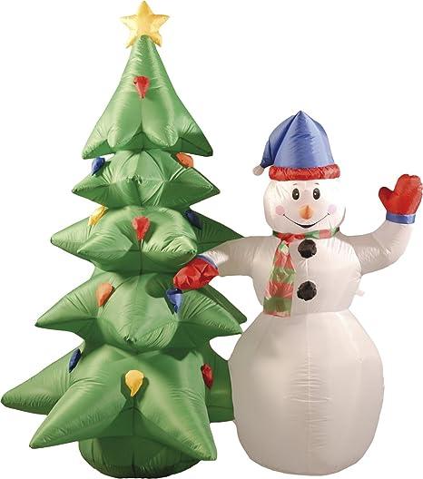Festive Productions 226511 - Figura Hinchable de árbol de Navidad ...