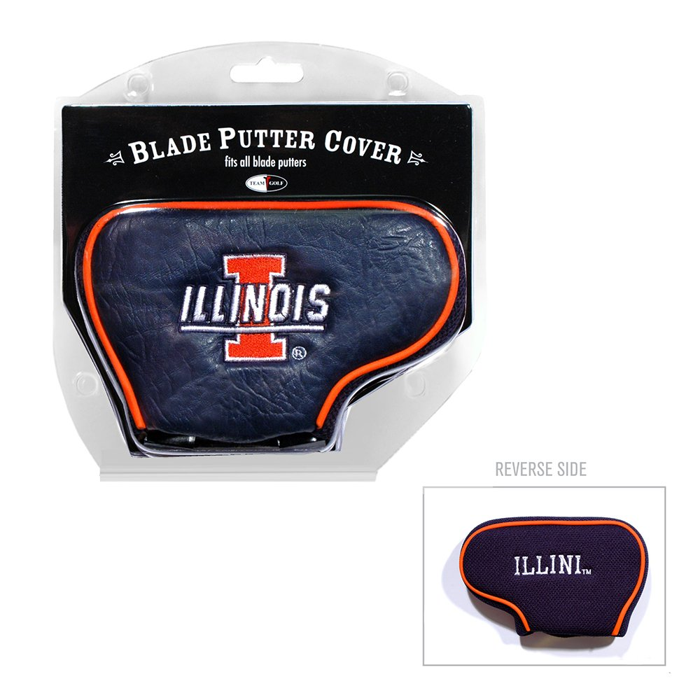 【お買得】 チームゴルフIllinois Fighting Illini NCAAパターカバー B007ZEY8T8 – Illini ブレードtgo-21301 B007ZEY8T8, GEEKED UP:1507c3e9 --- a0267596.xsph.ru
