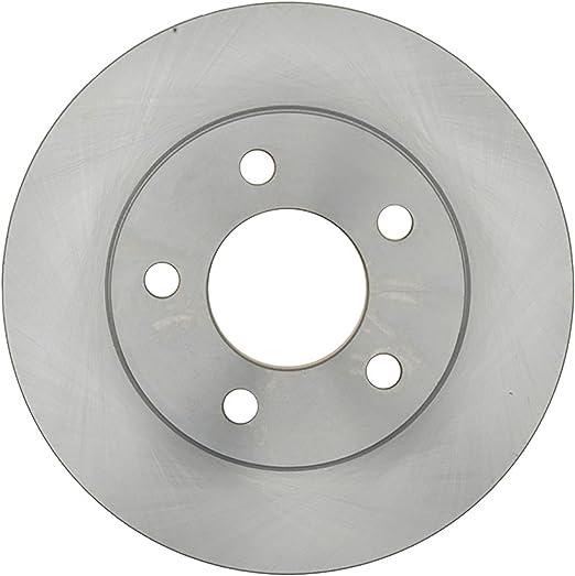 Disc Brake Rotor-Non-Coated Front ACDelco Advantage 18A409A