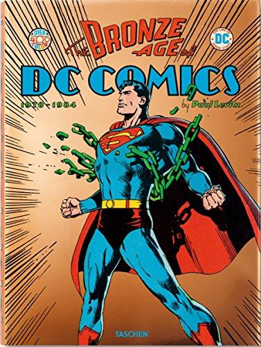 Age Comic Book (The Bronze Age of DC Comics)