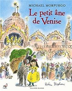 vignette de 'Le petit âne de Venise (Michael Morpurgo)'