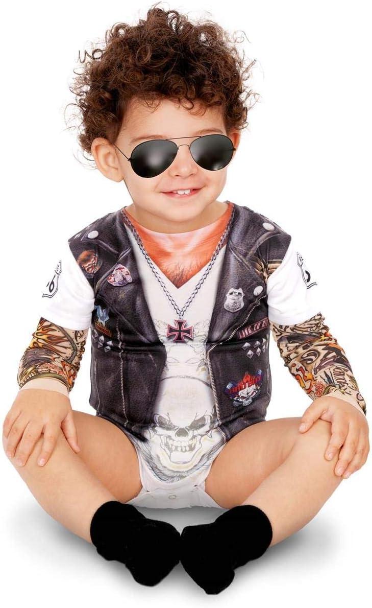My Other Me Disfraz de Rockero para bebé: Amazon.es: Juguetes y juegos