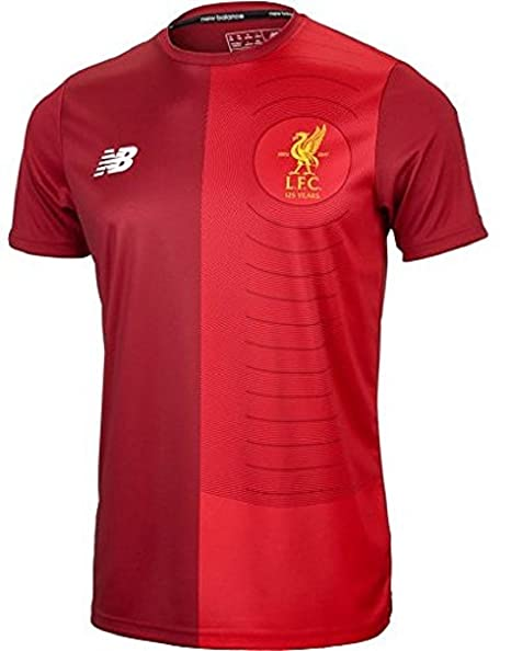 premium selection 75a21 eed11 New Balance Men's Soccer Liverpool FC Elite Training Jersey