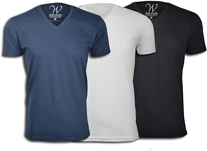 100/% cotton small,V neck tshirt us army white usa made