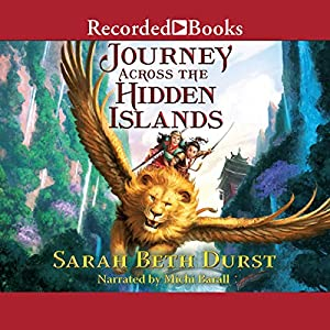 Journey Across the Hidden Islands Audiobook