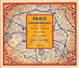 Paris Underground, Mark Ovenden, 0143116398