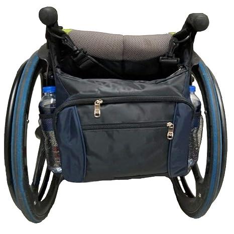 Amazon.com: RANRANRANHOME - Mochila para silla de ruedas ...