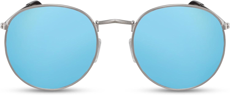 Cheapass Gafas de Sol Vintage Retro Redondas estilo John Lennon