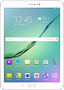 Samsung Galaxy Tab S2 9.7-inch T818 32GB Wi-Fi T-Mobile Quad-Core Android Tablet PC (Renewed) (White)