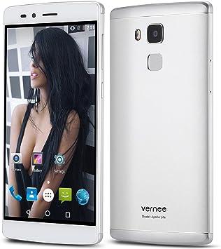 Teléfono móvil Vernee Apollo Lite Android 6.0 4G, phablet 5,5 ...