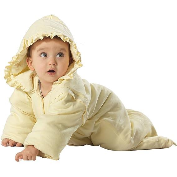 i-baby Saco de Dormir Bebé Pijama Manta Infantil Batas Invierno Espesado Cómodo Suaves Bolsas