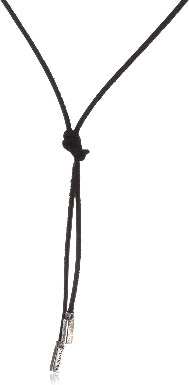 collier pandora noirci