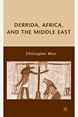 Derrida, Africa, and the Middle East Hardcover