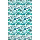 Mermaids Dream Area Rug: Medium Soft and Stain Resistant