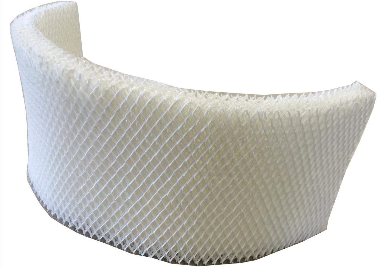 Duraflow Filtration H62/85 Replacement Humidifier Pads for Universal Wick Filter Cut to fit Holmes, Family Care, GE, Kenmore, and White-WESTINGHOUSE Models