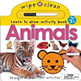 Wipe Clean Animals, Priddy Books Staff and Roger Priddy, 0312494017
