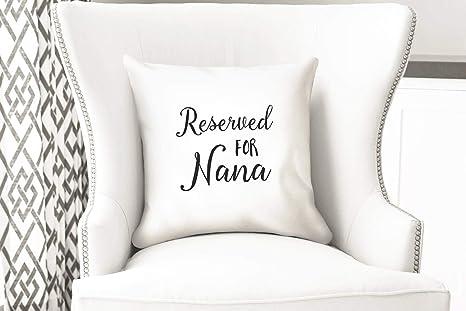 prz0vprz0v Nana Funda de Almohada para habitación de ...