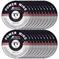 """3"""" x 1/16 """" x 3/8"""" CUT OFF WHEELS - 2O PACK - AGGRESSIVE CUTTING FOR ALL METAL AND STAINLESS STEEL."""