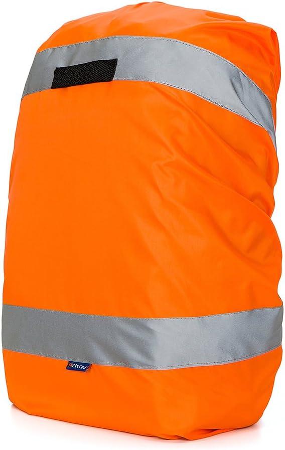 Regenschutz f/ür Schulranzen AYKRM Wasserfester Regenschutz f/ür den Rucksack