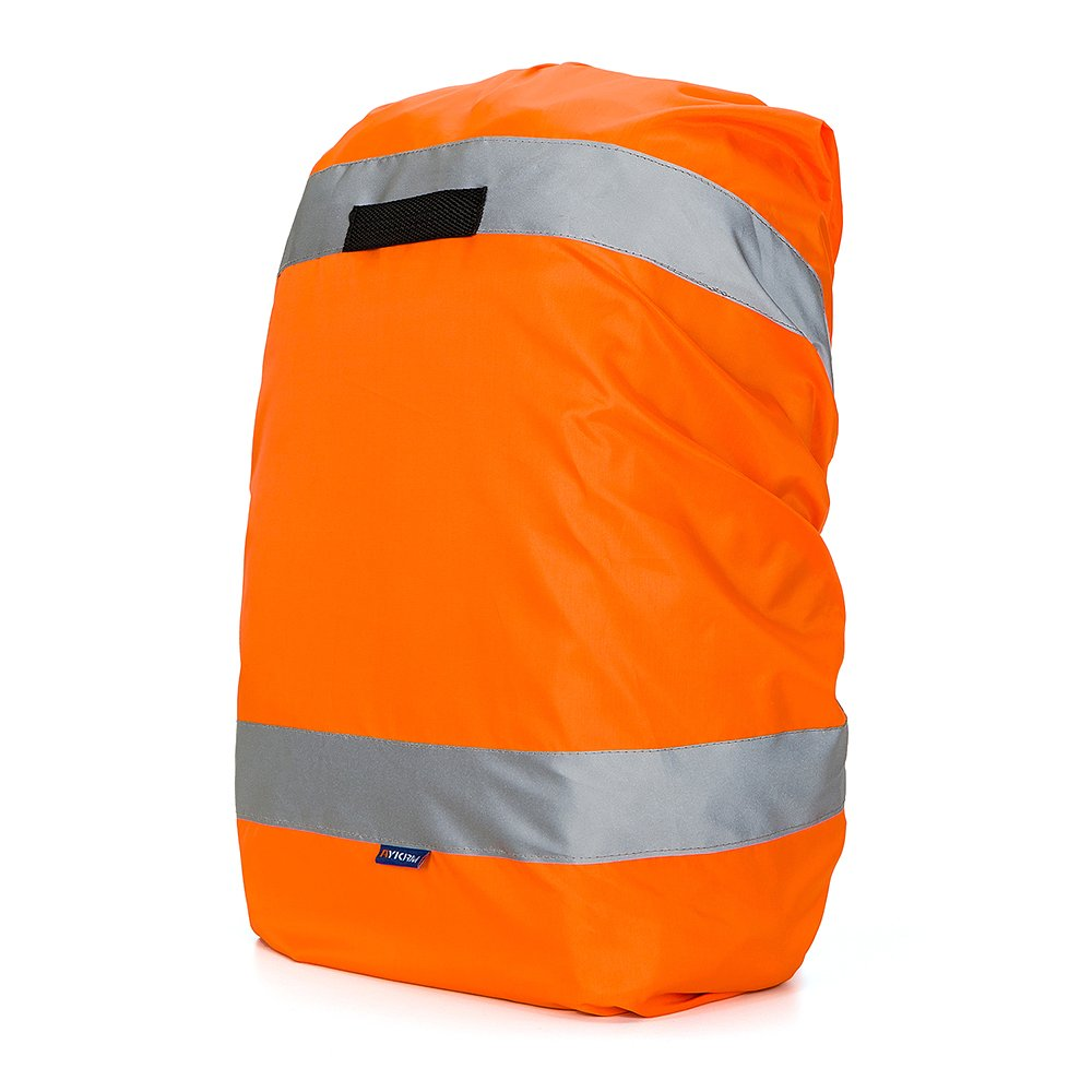 AYKRM High Viz Waterproof Backpack Rucksack Bag Cover for Cycling or Running Yong Kang Lemmy