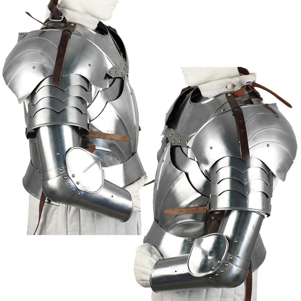 Complete Medieval Knight Arms Armor Set NAUTICALMART INC LYSB00YQ3MW58-SPRTSEQIP