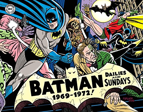 Batman: The Silver Age Newspaper Comics Volume 3 (1969-1972) (Batman Newspaper Comics) ()