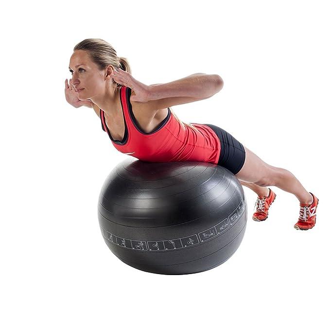 pure2i mprove/Fitness pelota de gimnasia para: Pilates, Yoga ...