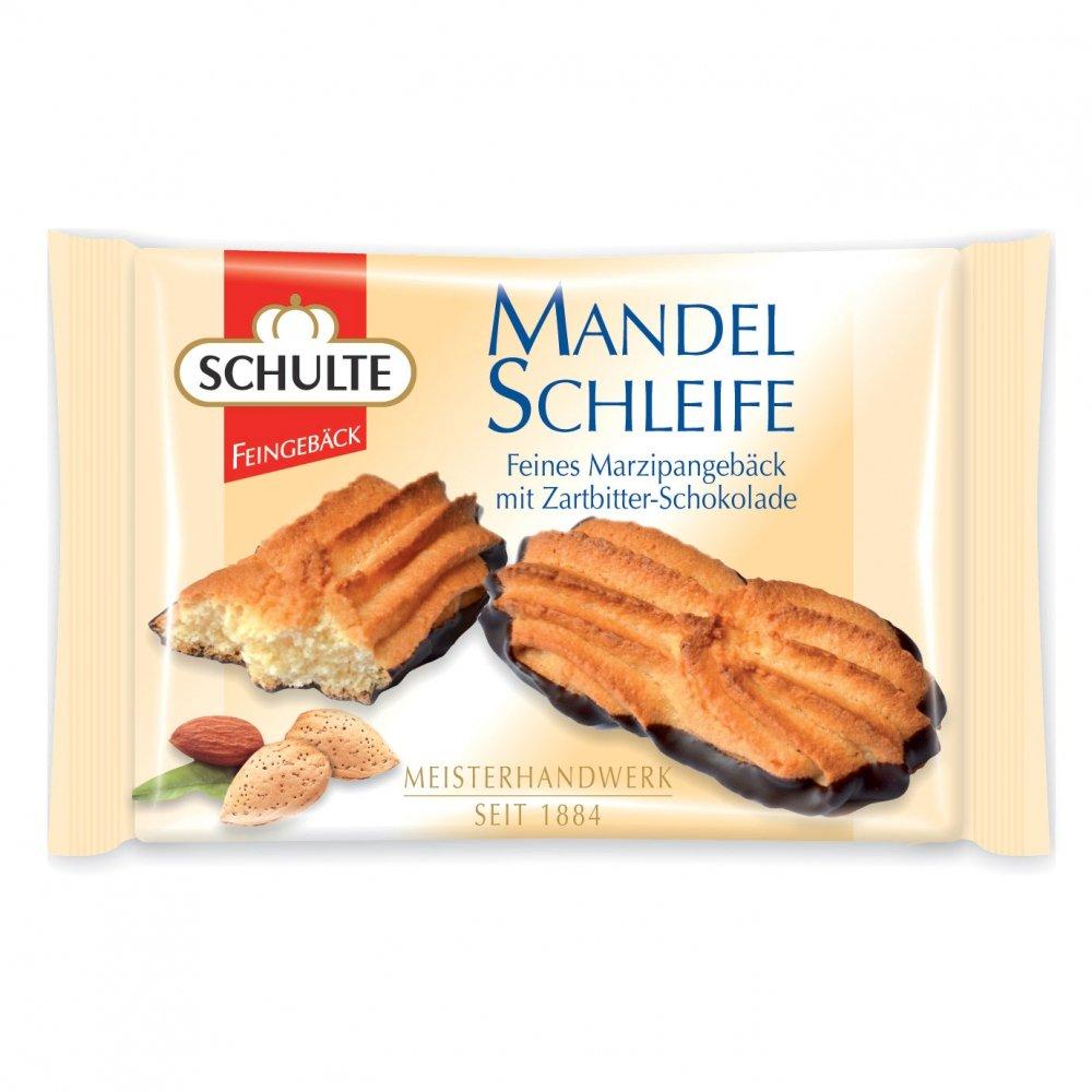 Schulte Mandel-Schleife 45g: Amazon.de: Lebensmittel & Getränke