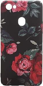 Boter Flower Back Cover for Oppo F7, Multi Color