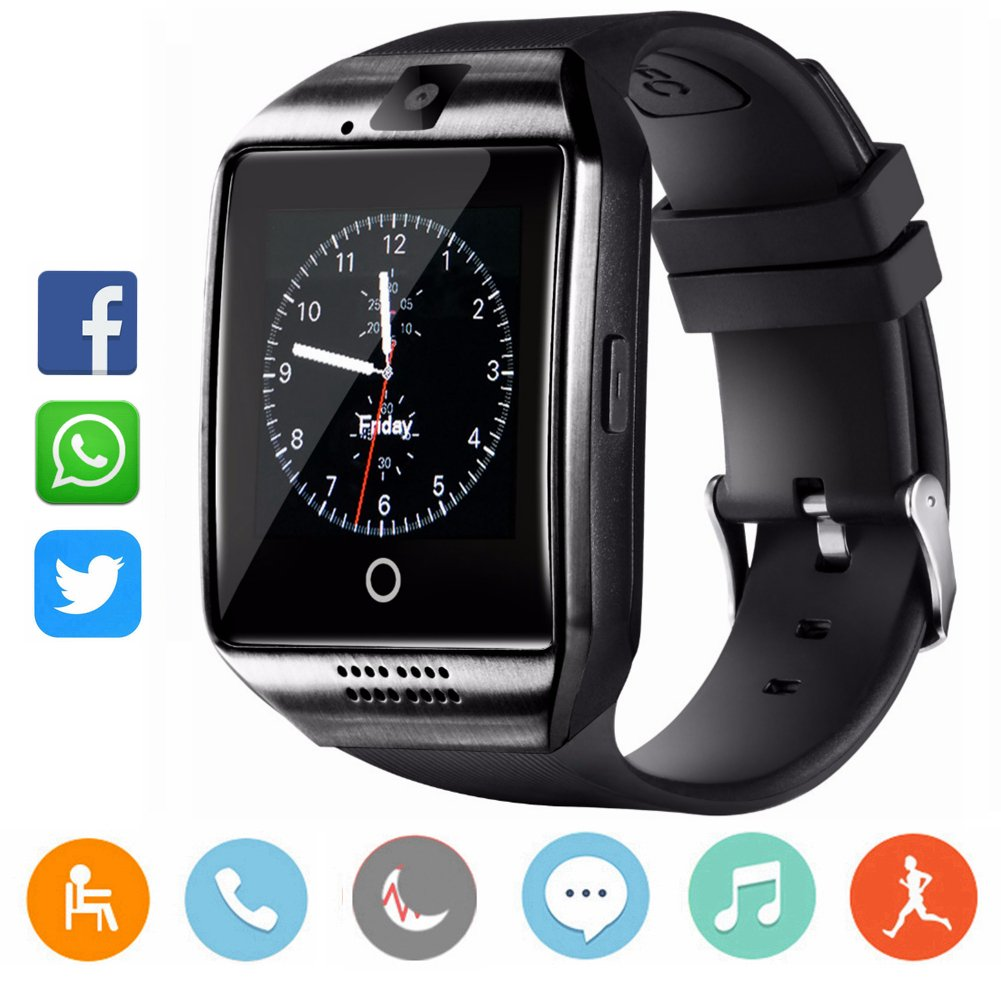 CatShin Reloj Inteligente-Bluetooth Smartwatch Android Samsung ...
