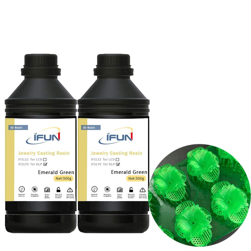 IFUN Jewelry - Resina de fundición para impresora 3D DLP ...