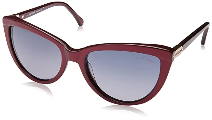 Amazon.com: Roberto Cavalli Achird Cat Eye Sunglasses de la ...