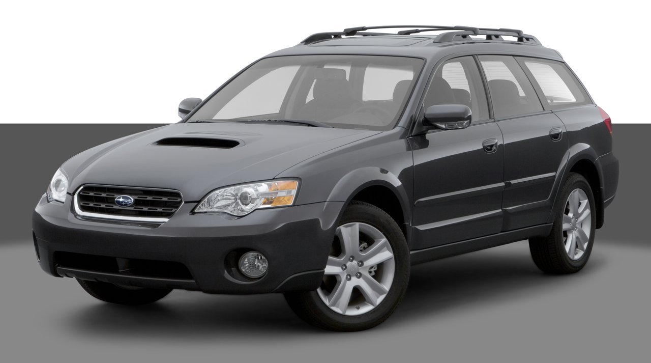 ... 2007 Subaru Outback Outback XT Limited, 4-Door 4-Cylinder Turbo Automatic Transmission