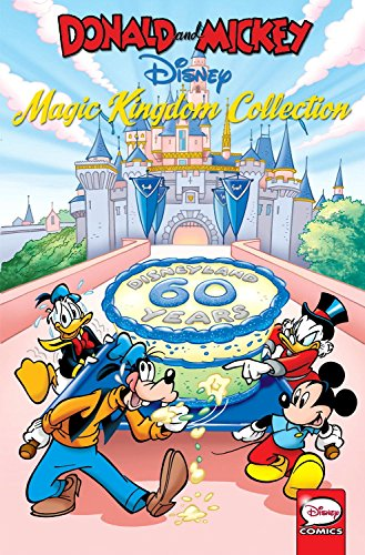 Donald and Mickey: The Magic Kingdom Collection (Walt Disney's Comics & Stories)