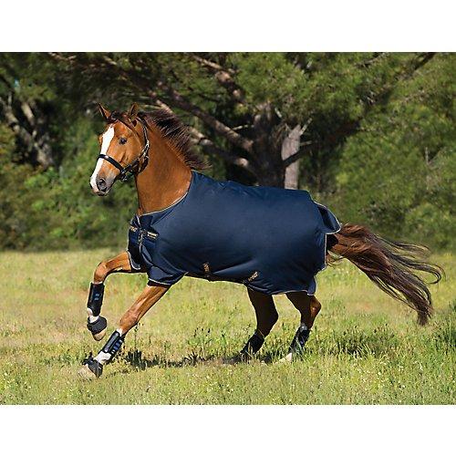 - Horseware Amigo Bravo12 Turnout 100g 84 Purple/Nav