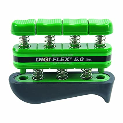 Digi-Flex Green Hand and Finger Exercise System 5 lbs Resistance