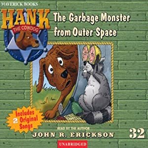 The Case of the Garbage Monster from Outer Space Audiobook