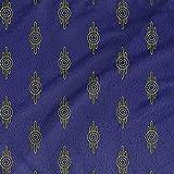 Fallout Fleece Vault-Tec Blanket [Blue/Gold