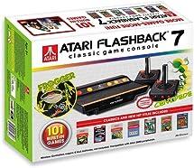 Amazon Com Atari Flashback 7 Classic Game Console With 2
