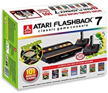 Atari Flashback 7 Classic Game Console with 2 Controllers